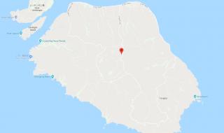 ペニダ島 地図